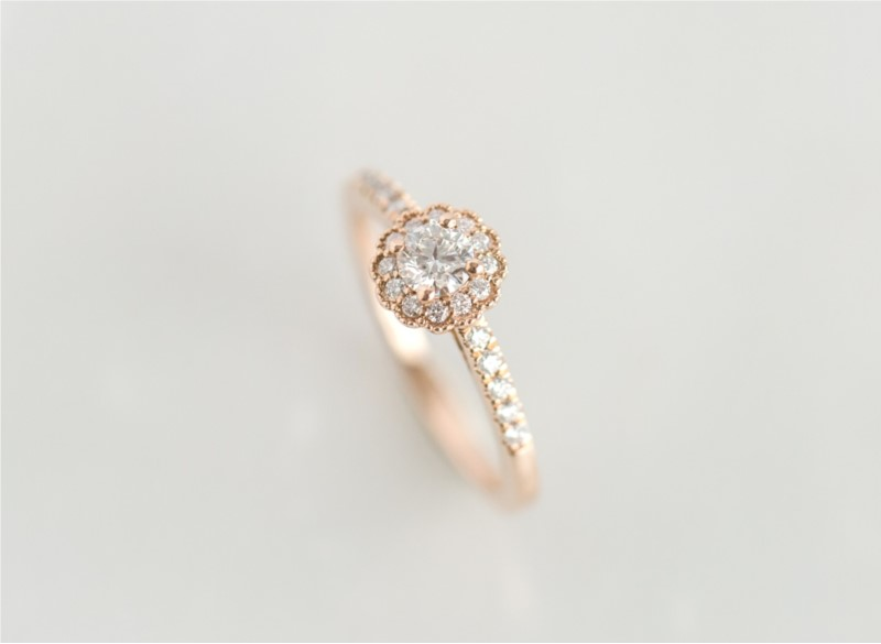 Engagement Ring by Levy Creations