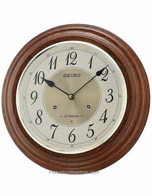 Clock by Seiko