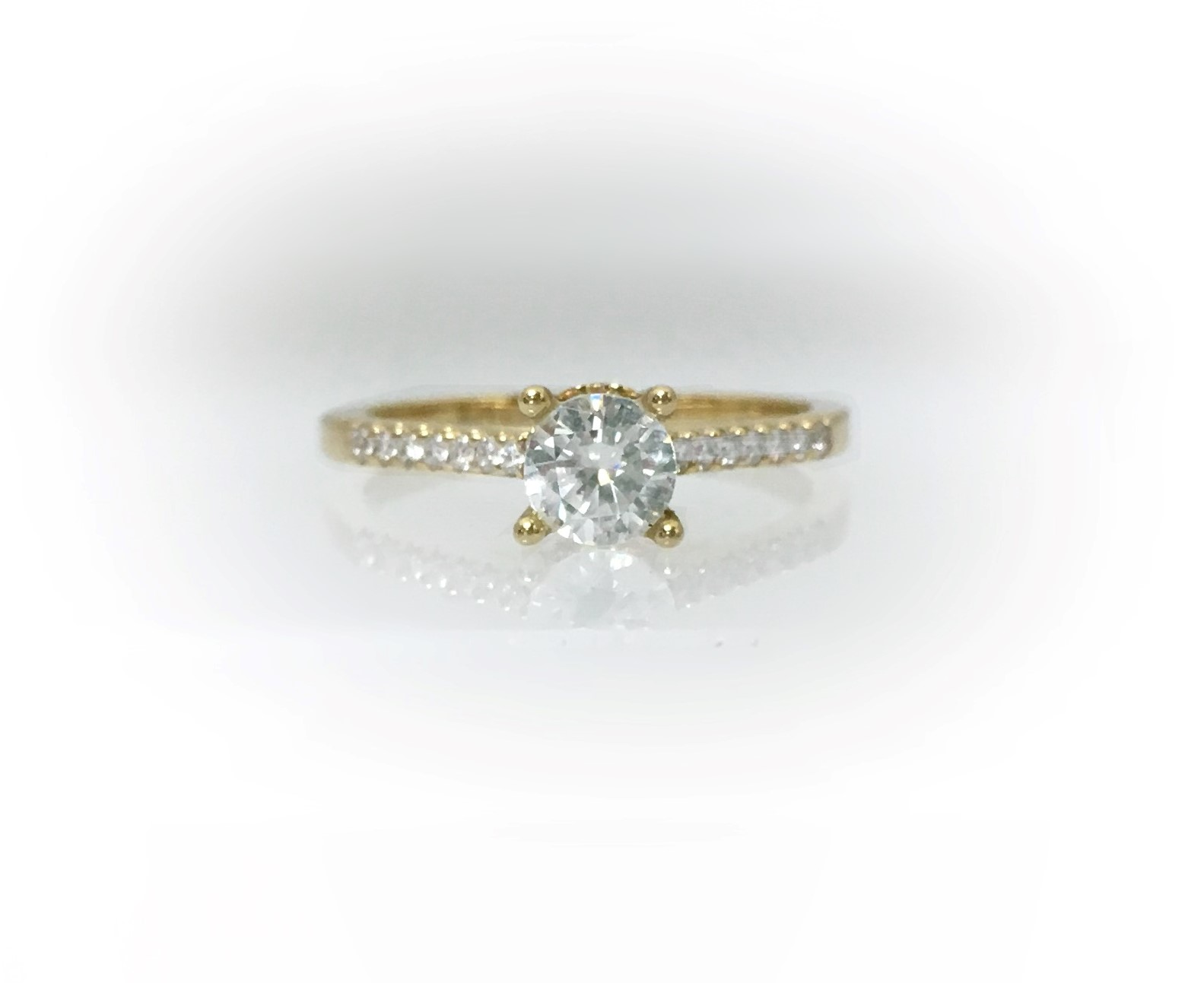 Engagement Ring by Luminar