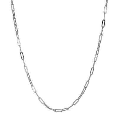 Silver Chain by Elle Jewelry