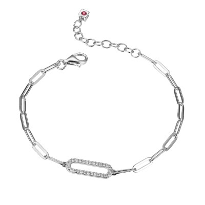 Silver Bracelet by Elle Jewelry