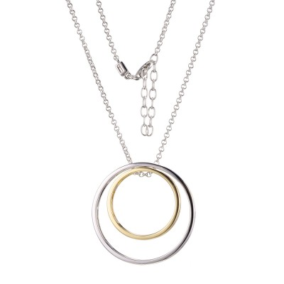 Silver Pendant by Elle Jewelry